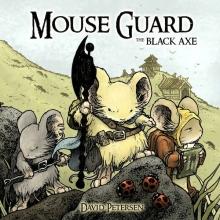 Petersen, David Mouse Guard 3