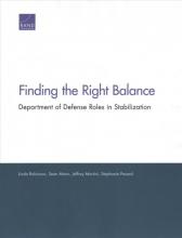 Linda Robinson,   Sean Mann,   Jeffrey Martini,   Stephanie Pezard Finding the Right Balance