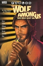 Sturges, Matthew Fables: The Wolf among us - Der Wolf geht um 03