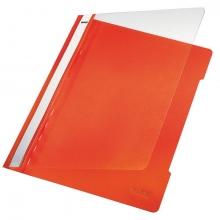 , Snelhechter Leitz 4191 A4 PVC oranje