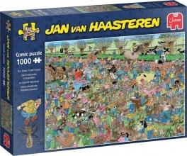 Jum-20046 , Puzzel jumbo jan van haasteren oude ambachten 1000 stukjes 68x49 cm