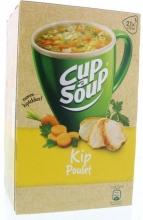 , Cup-a-soup kippensoep 21 zakjes