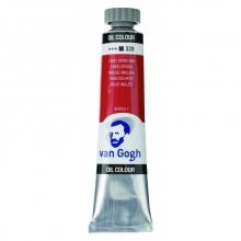 , Talens van gogh olieverf tube 20 ml engelsrood 339
