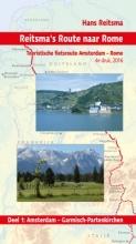 Hans  Reitsma Reitsma`s Route naar Rome