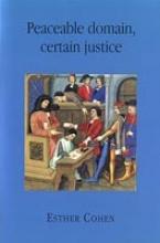 E. Cohen , Peaceable domain, certain justice