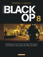 Labiano,,Hugues/ Desberg,,Stephen Black Op 08
