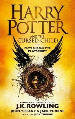 ,Harry Potter and the Cursed Child - Parts One and Two