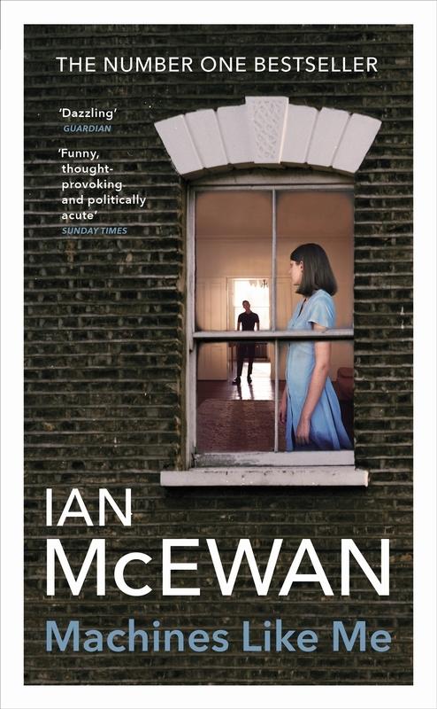 Ian McEwan,Machines Like Me