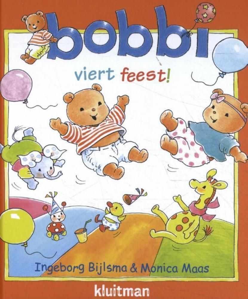Ingeborg Bijlsma,Bobbi viert feest