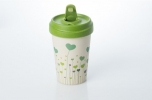 <b>Chi-bcp201</b>,Bamboo koffie cup chic-mie field of love