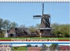 ,<b>Maandkalender 2020 holland panorama</b>