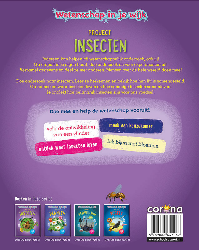 ,Project Insecten