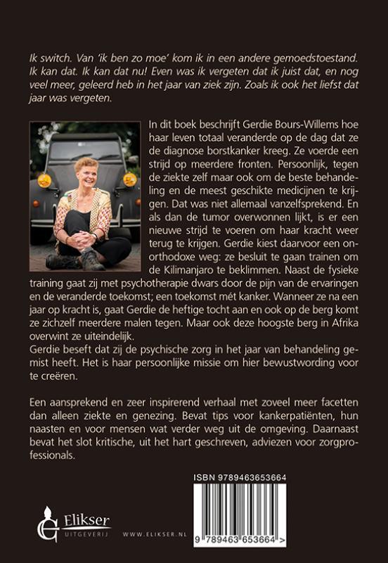 Gerdie Bours-Willems,Dwars door de berg