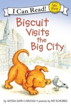 Capucilli, Alyssa Satin Biscuit Visits the Big City