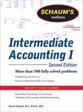 Englard, Baruch Schaums Outline of Intermediate Accounting I
