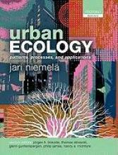 Niemelä, Jari,   Breuste, Jürgen H.,   Guntenspergen, Glenn,   McIntyre, Nancy E. Urban Ecology