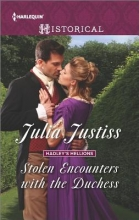 Justiss, Julia Stolen Encounters with the Duchess