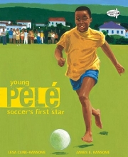 Cline-Ransome, Lesa Young Pele