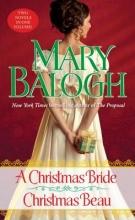 Balogh, Mary A Christmas Bride Christmas Beau