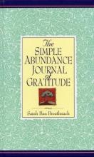 Ban Breathnach, Sarah Simple Abundance Journal of Gratitude