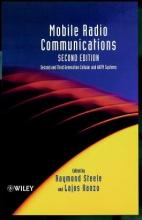 Steele, Raymond Mobile Radio Communications