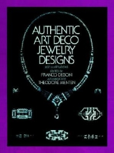 Franco Deboni Authentic Art Deco Jewelry Designs