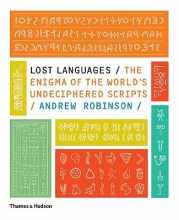 Andrew Robinson Lost Languages