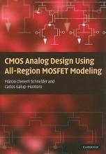 Schneider, Marcio Cherem CMOS Analog Design Using All-Region MOSFET Modeling