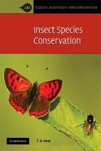 T. R. (La Trobe University, Victoria) New Insect Species Conservation