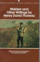 Thoreau, Henry David Walden and Other Writings