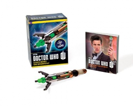 Doctor Who: Eleventh Doctor`s Sonic Screwdriver Kit