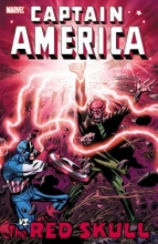 Lee, Stan Captain America Vs. the Red Skull