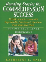 Katherine Hall Reading Stories for Comprehension Success