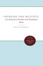 John S. Chamberlain Increase and Multiply