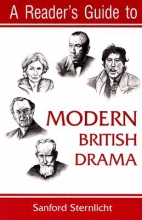 Sternlicht, Sanford A Reader`s Guide to Modern British Drama