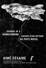 Césaire, Aimé Journal of a Homecoming Cahier D`un Retour Au Pays Natal