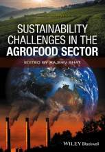 Rajeev Bhat Sustainability Challenges in the Agrofood Sector