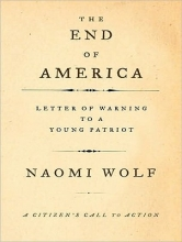 Wolf, Naomi The End of America