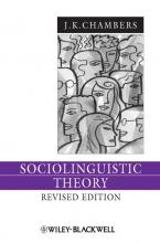 J. K. Chambers Sociolinguistic Theory