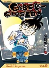 Aoyama, Gosho Case Closed 9
