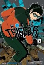 Ashihara, Daisuke World Trigger 18