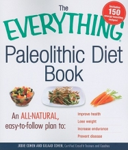 Jodie Cohen,   Gilaad Cohen The Everything Paleolithic Diet Book