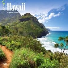 Browntrout Publishers, Inc Hawaii 2017 Square