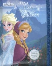 Anna en Elsa`s geheim