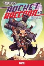 Young, Skottie Rocket Raccoon #3