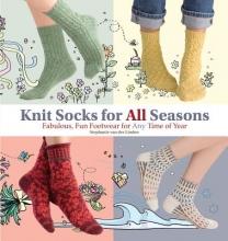 Van Der Linden, Stephanie Knit Socks for All Seasons