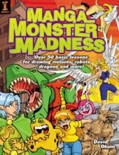 Okum, David Manga Monster Madness