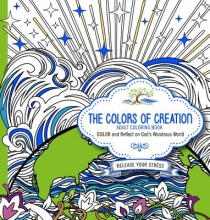 Passio, Faith The Colors of Creation Adult Coloring Book