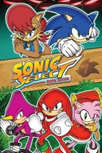 Sonic Scribes Sonic Select 7