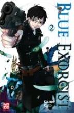 Katou, Kazue Blue Exorcist 02